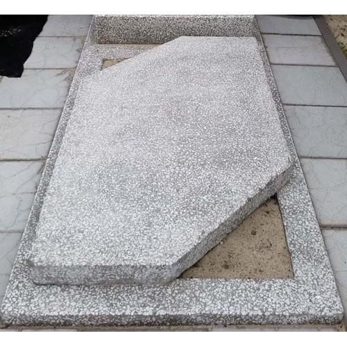 Плита надгробная ПН В2-2Ш